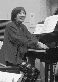 Dr. Haruko Kataoka.  Photo by Malinda Rawls.