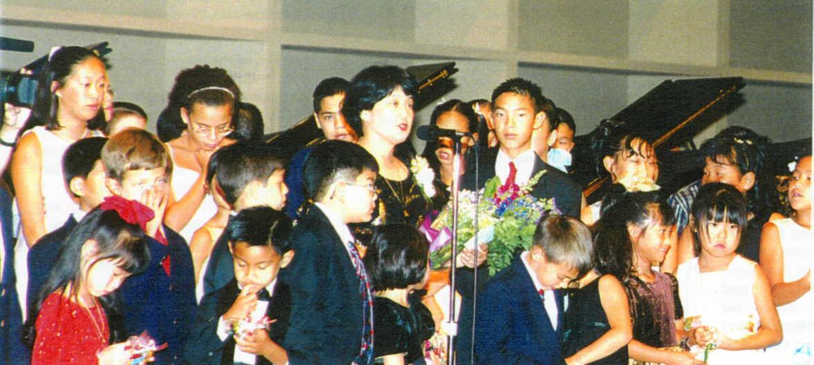 The Performers and Linda Nakagawa